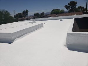 What Is a Foam Roof?